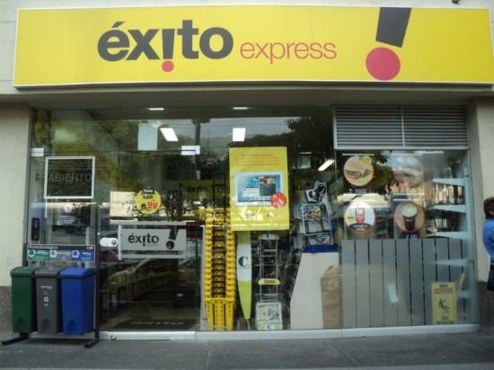 Abc econom a ya son 100 tiendas express del xito - Almacen exito barranquilla ...