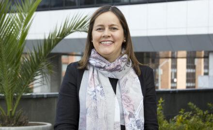 Juana Téllez economista jefe de BBVA Research para Colombia
